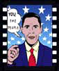 Obama Pop Art makeover