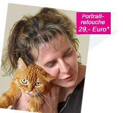 Picture Retouche with pet